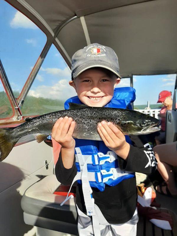 Family Fishing Trips Maine