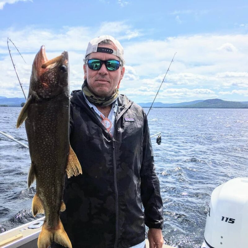 Moosehead Lake Trout