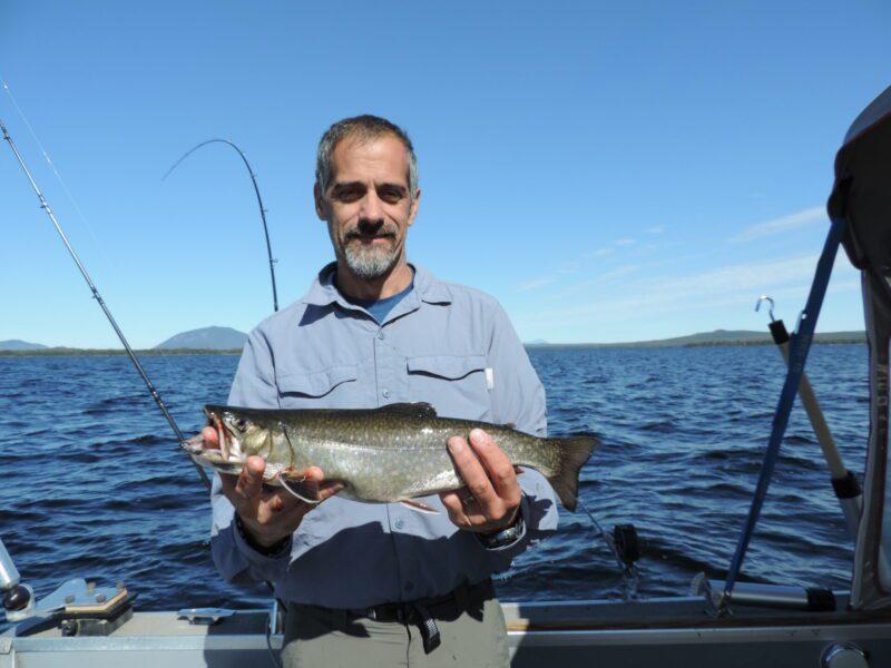 Moosehead Lake Fishing Charter