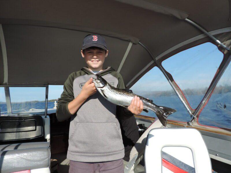 Big Salmon Moosehead Lake