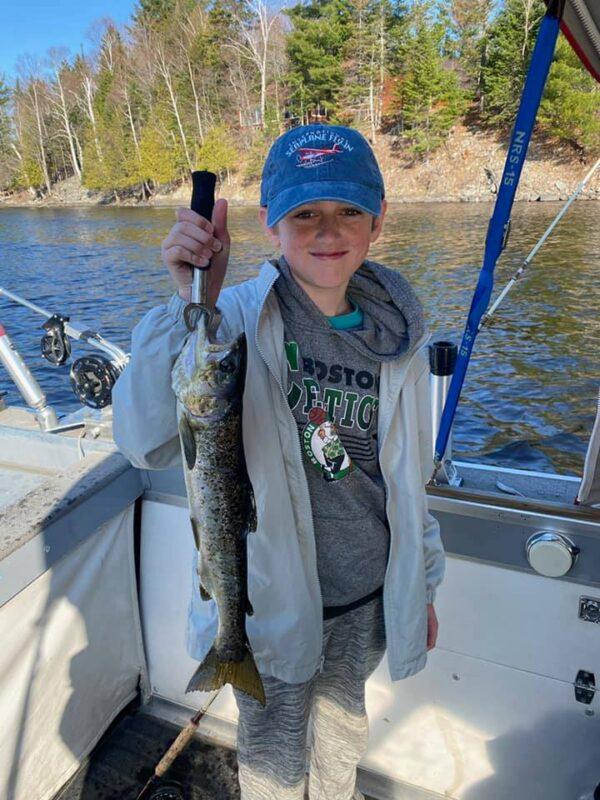 Salmon Kid