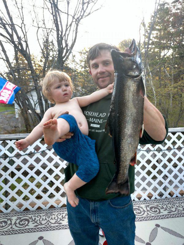 Moosehead Lake Fishing Guides